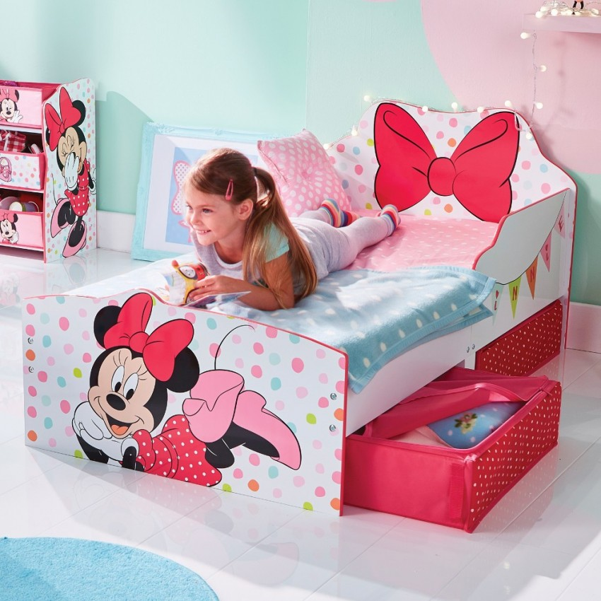 Habitación Minnie Mouse