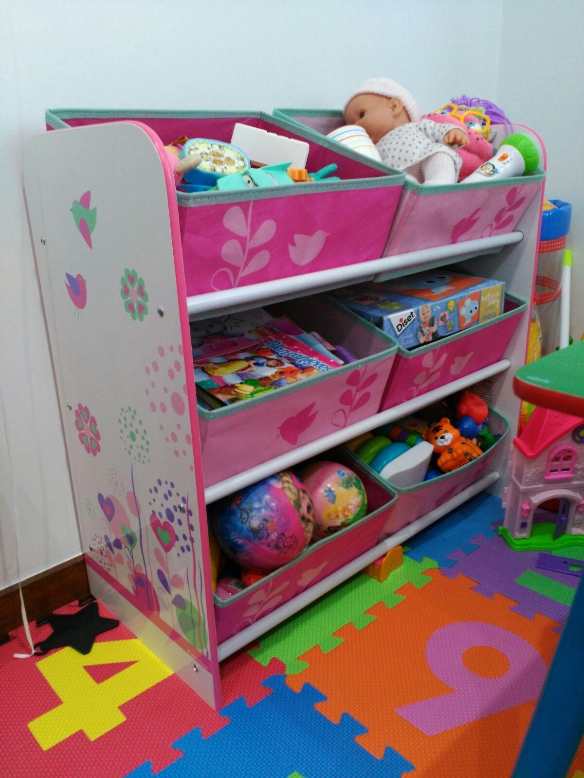 Organizador de juguetes colors env o 24h gratis - Cajones guarda juguetes ...